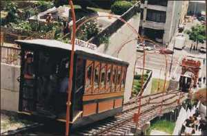 Angel's Flight Funicular