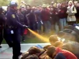 UC Davis Pepper Spray Incident
