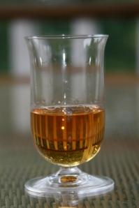 Glass o'Scotch