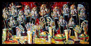 The Last Supper by Arum