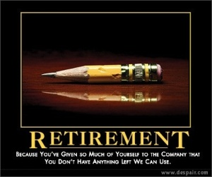 "Does Retirement Mean ""Used Up""?"