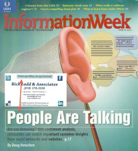Infoweek Cover