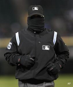 Blind Umpire