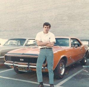 My 1967 Camaro
