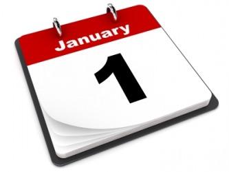 January 1st