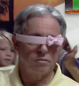 Rick's visor