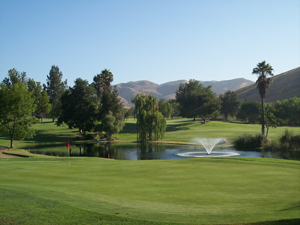 The 18th at Simi Hills
