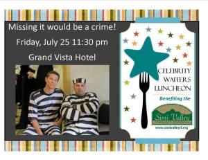Two Convict Waiters