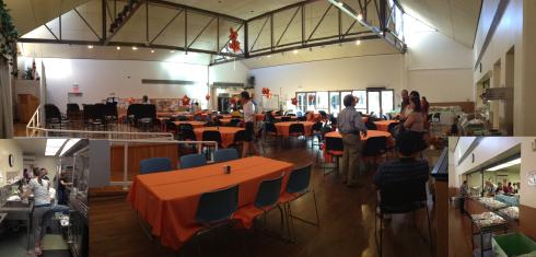 Senior Center at Thanksgiving