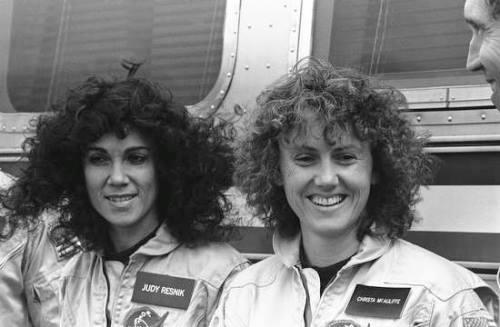 Challenger women astronauts