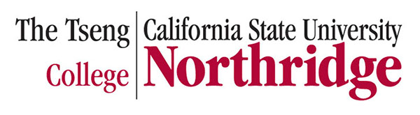 Tseng College at CSUN Logo
