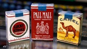 Filterless Cigarettes
