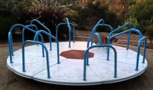Playground Merry-Go-Round