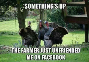 Turkey Unfriended