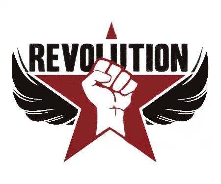 Revolution - Upraised Fist